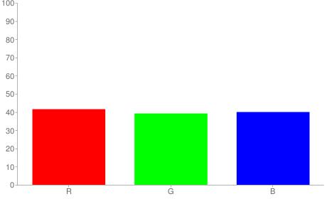 #6a6466 rgb color chart bar