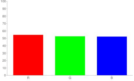 #8b8685 rgb color chart bar