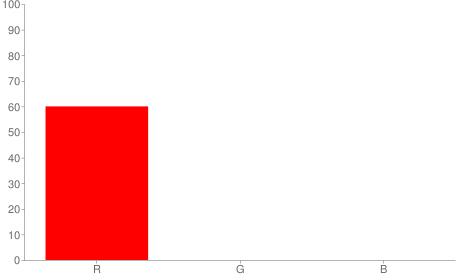 #990000 rgb color chart bar
