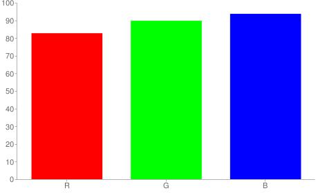 #d3e5ef rgb color chart bar