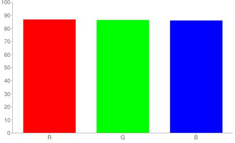 #dddcdb rgb color chart bar