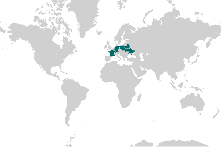 Generate your own visited stated map, ybierling.com