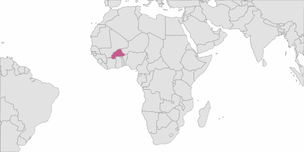 SMS sending Burkina Faso