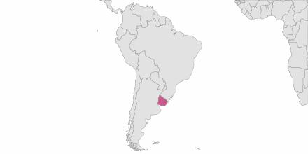 Envoi de SMS Uruguay