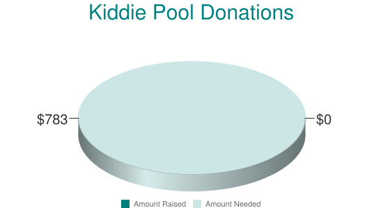 Kiddie Pool Donations